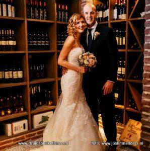 Bruidsboeket Den Haag trouwboeket